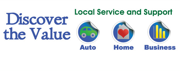 Discover the value. Local service and support.