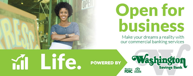 Open for business. Make your dreams a reality with our commercial banking services.
