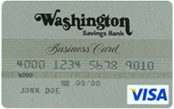WSB Business Visa Signature Card