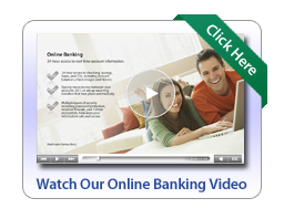 Personal Banking Video