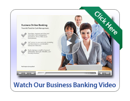 Business Banking Video
