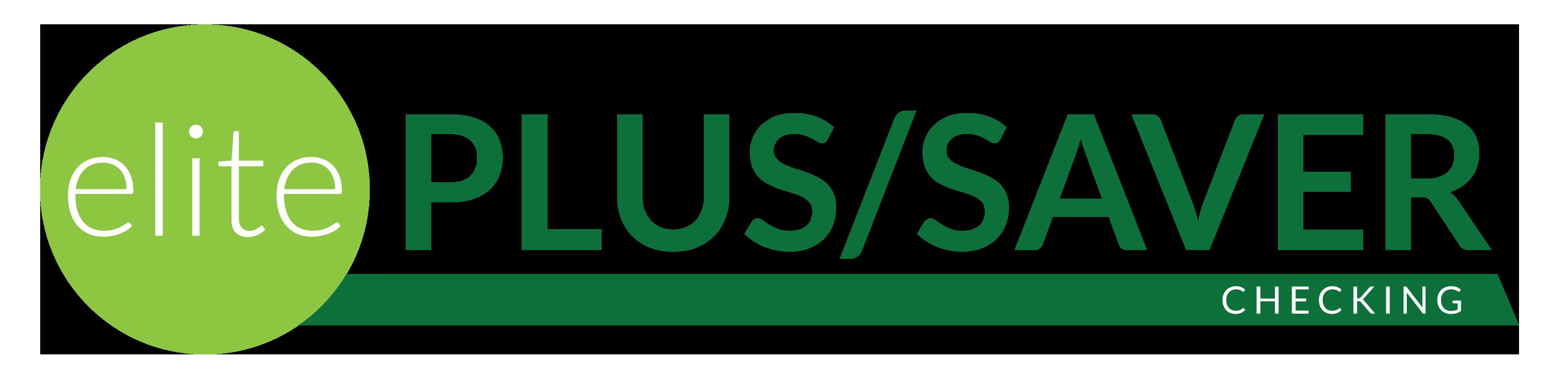 Elite Plus/Saver Checking Logo
